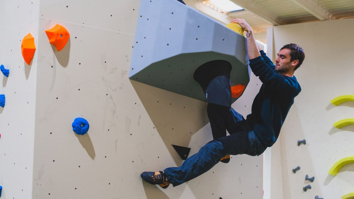 Spring Bouldering Competition March 7th!