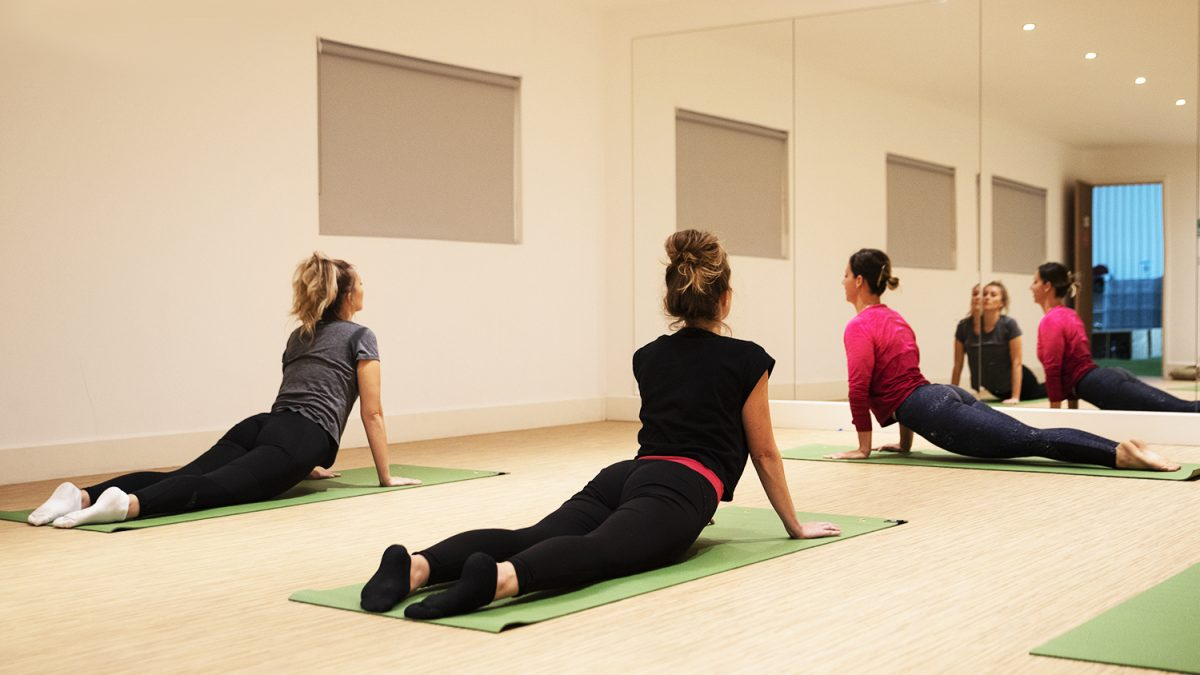 How Yoga Improves Your Climbing