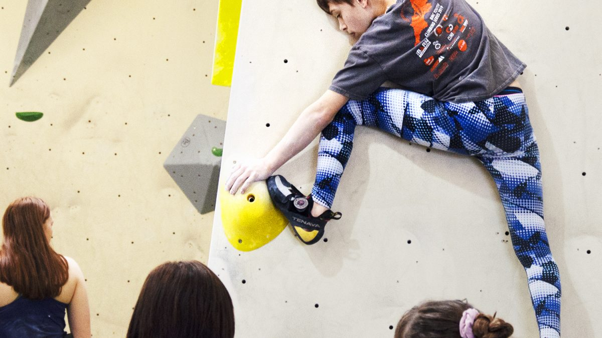 What Do Bouldering Competitions Actually Involve?